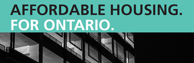 Ontario votes: Making affordable housing an election priority