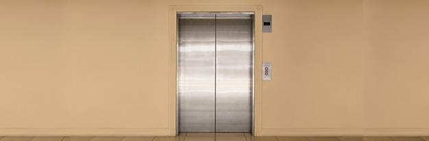 Update on elevator maintenance