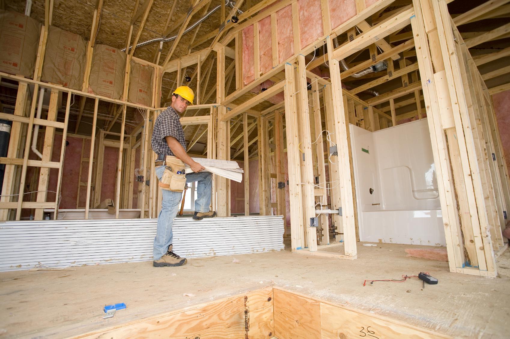 Опыт строительства дома своими руками