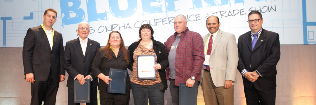 Celebrating non-profit housing success: Award and scholarship winners announced at 2015 conference