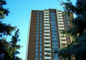 Victoria Park building