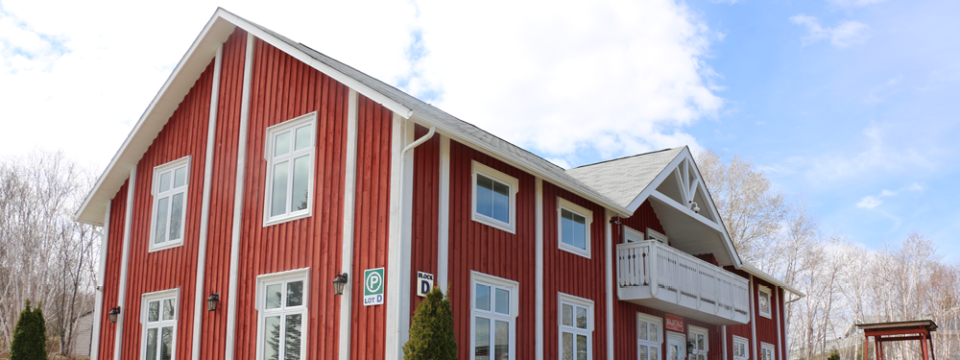 Profiling eight examples of innovation in non-profit housing in Ontario