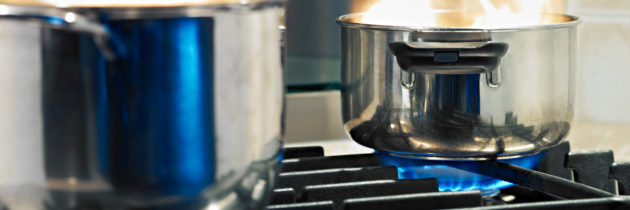 Protecting against stovetop fires