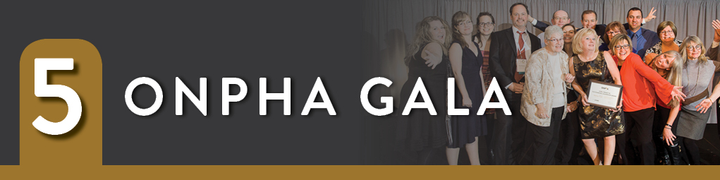 5. ONPHA Gala