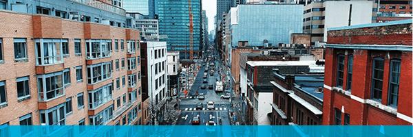 City of Toronto street