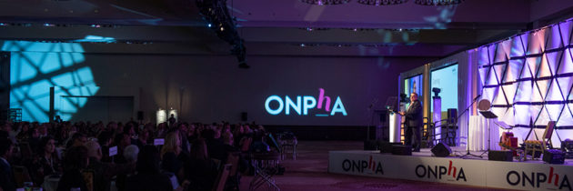 Congratulations to our 2019 ONPHA Award winners!