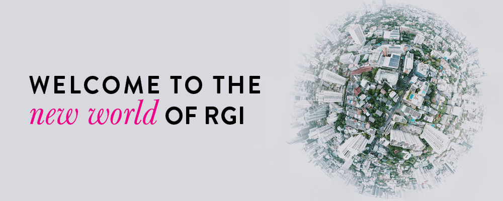 Welcome to the new world of RGI