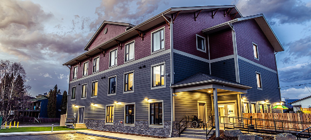 Goodacre Place Supportive Housing Complex (Smithers, BC)