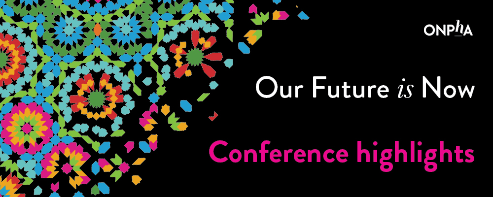 Our Future is Now: Conference highlights