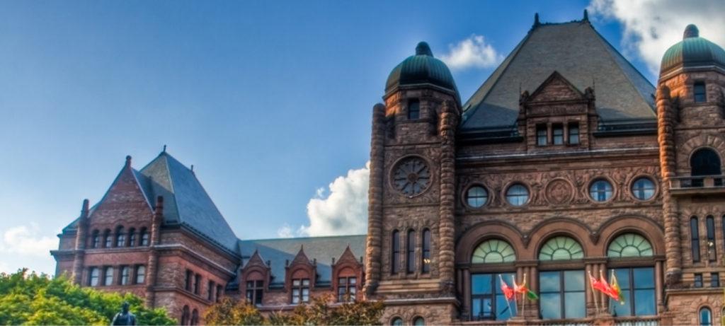 Queen's Park Provincial Legislature