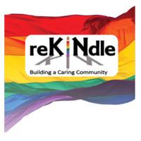 Logo: reKINdle: Building a Caring Community