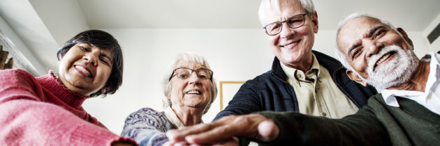 reKINdle: Community support for older LGBTQ2+ adults